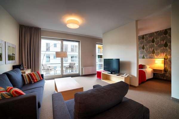 Hotel GOLDEN TULIP MIEDZYZDROJE RESIDENCE - Apartment