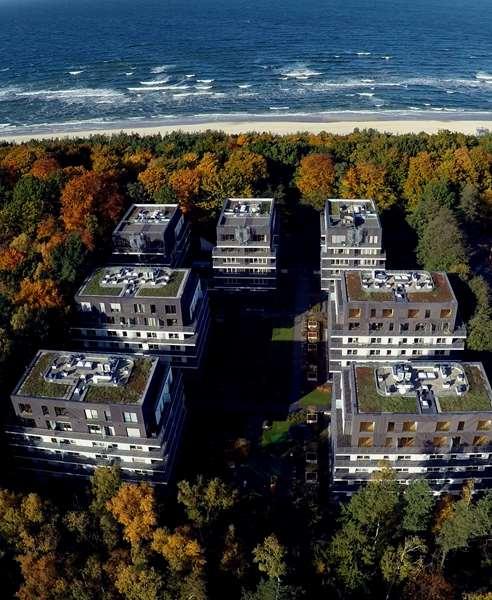 Hôtel 4 étoiles GOLDEN TULIP MIEDZYZDROJE RESIDENCE