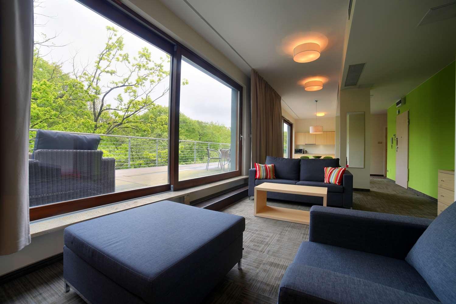 Prywatny apartament konferencyjny