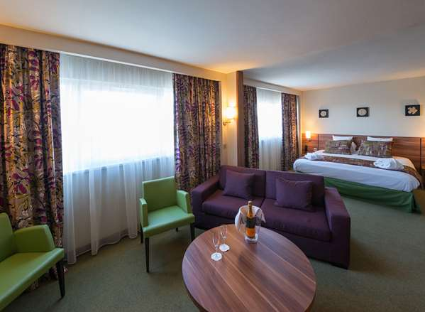 Hôtel GOLDEN TULIP MULHOUSE BASEL - Suite Junior