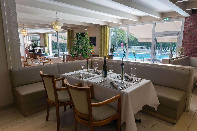Restaurant - Hotel Golden Tulip Mulhouse Basel