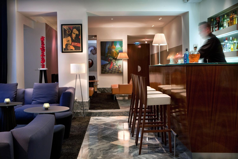 Restaurant - Hotel Golden Tulip Opera De Noailles