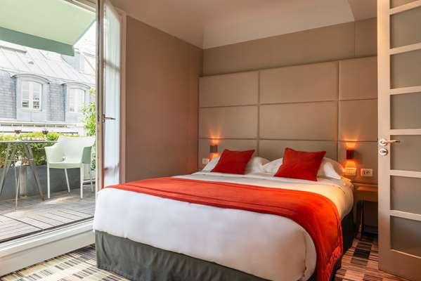 Hôtel GOLDEN TULIP OPERA DE NOAILLES - Chambre Standard