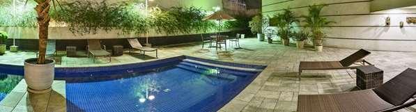 Hôtel 4 étoiles GOLDEN TULIP SAO PAULO JARDINS