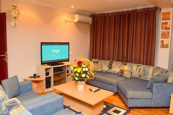 Hotel GOLDEN TULIP PORT HARCOURT - 2 Bedroom Presidential Suite