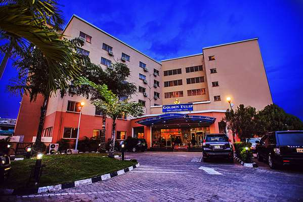 4 star hotel GOLDEN TULIP PORT HARCOURT