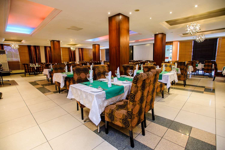 Restaurant - Hotel Golden Tulip Port Harcourt
