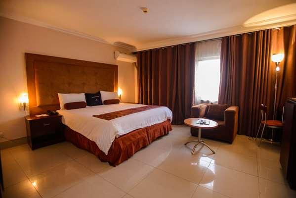 Hotel GOLDEN TULIP PORT HARCOURT - Deluxe Room