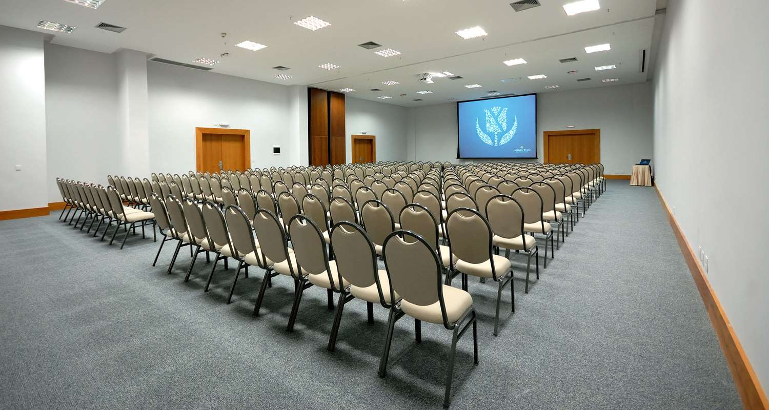We are ready to host your event