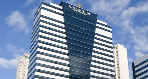 فندق GOLDEN TULIP PORTO VITORIA