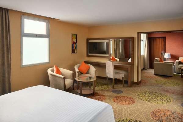 Hotel GOLDEN TULIP QASR AL NASIRIAH RIYADH - Junior suite