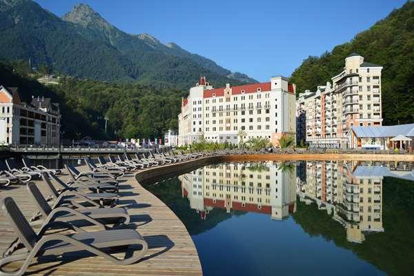 4 star hotel GOLDEN TULIP ROSA KHUTOR