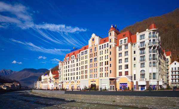 Hotel GOLDEN TULIP ROSA KHUTOR