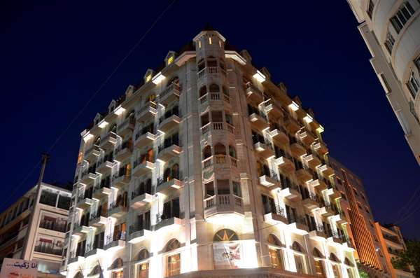 4 star hotel GOLDEN TULIP SERENADA HAMRA