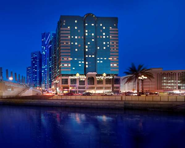 4 star hotel GOLDEN TULIP SHARJAH