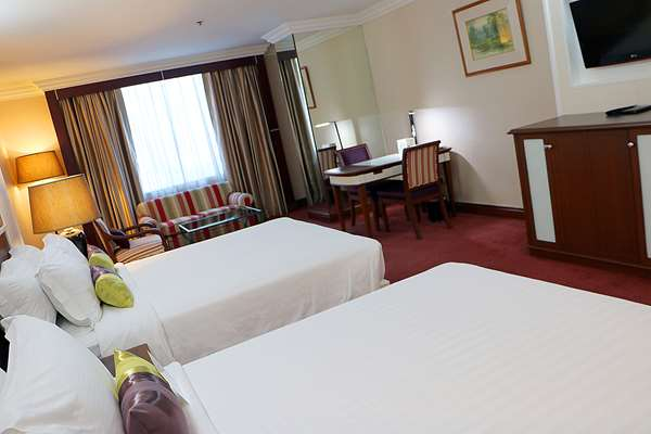 Hotel GOLDEN TULIP SOVEREIGN HOTEL BANGKOK - Grand Superior Room