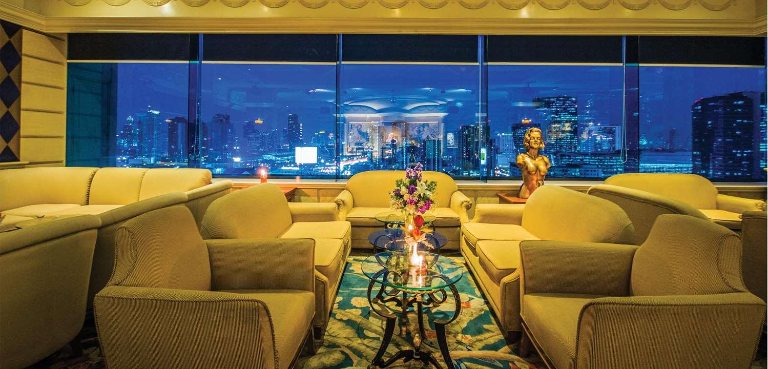 ห้องอาหาร - Hotel Golden Tulip Sovereign Hotel Bangkok