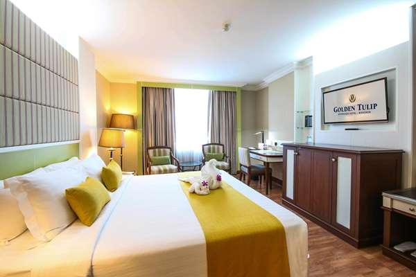 Hotel GOLDEN TULIP SOVEREIGN HOTEL BANGKOK - Deluxe Room