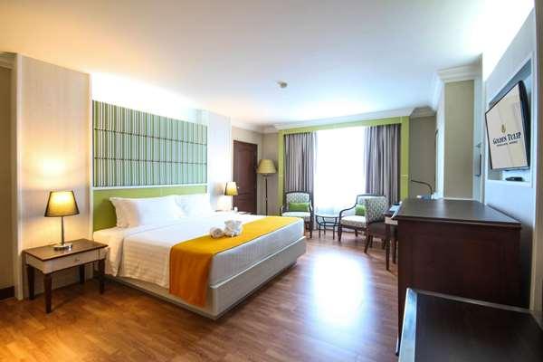 Hotel GOLDEN TULIP SOVEREIGN HOTEL BANGKOK - Superior Room