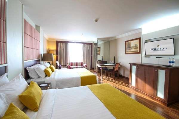 Hotel GOLDEN TULIP SOVEREIGN HOTEL BANGKOK - Grand Deluxe Room