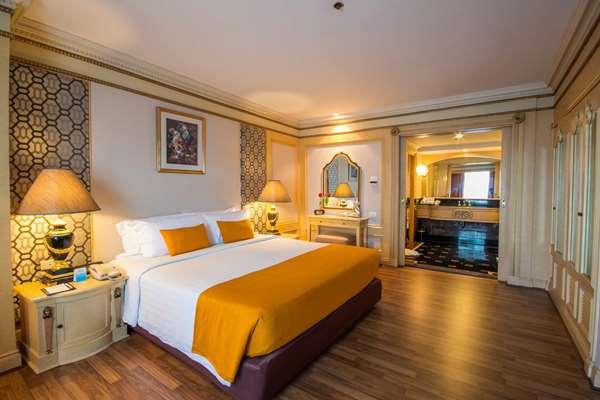 Hotel GOLDEN TULIP SOVEREIGN HOTEL BANGKOK - Executive Suite