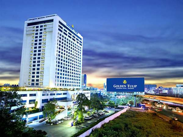 4 star hotel GOLDEN TULIP SOVEREIGN HOTEL BANGKOK