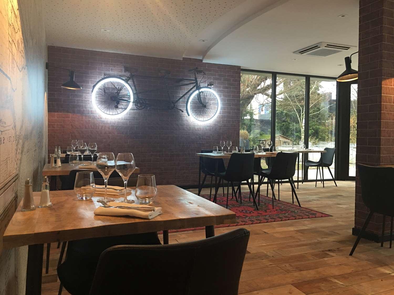 Restaurant - Hotel Golden Tulip Troyes