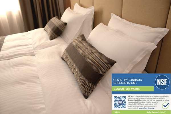 Хотел Хотел GOLDEN TULIP VARNA - стандартна стая