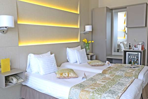 Hotel GOLDEN TULIP VICTORIA BUCHAREST - Standard Room
