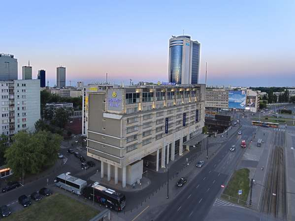 4 star hotel GOLDEN TULIP WARSAW CENTRE
