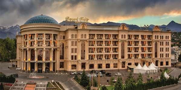 酒店 ROYAL TULIP ALMATY