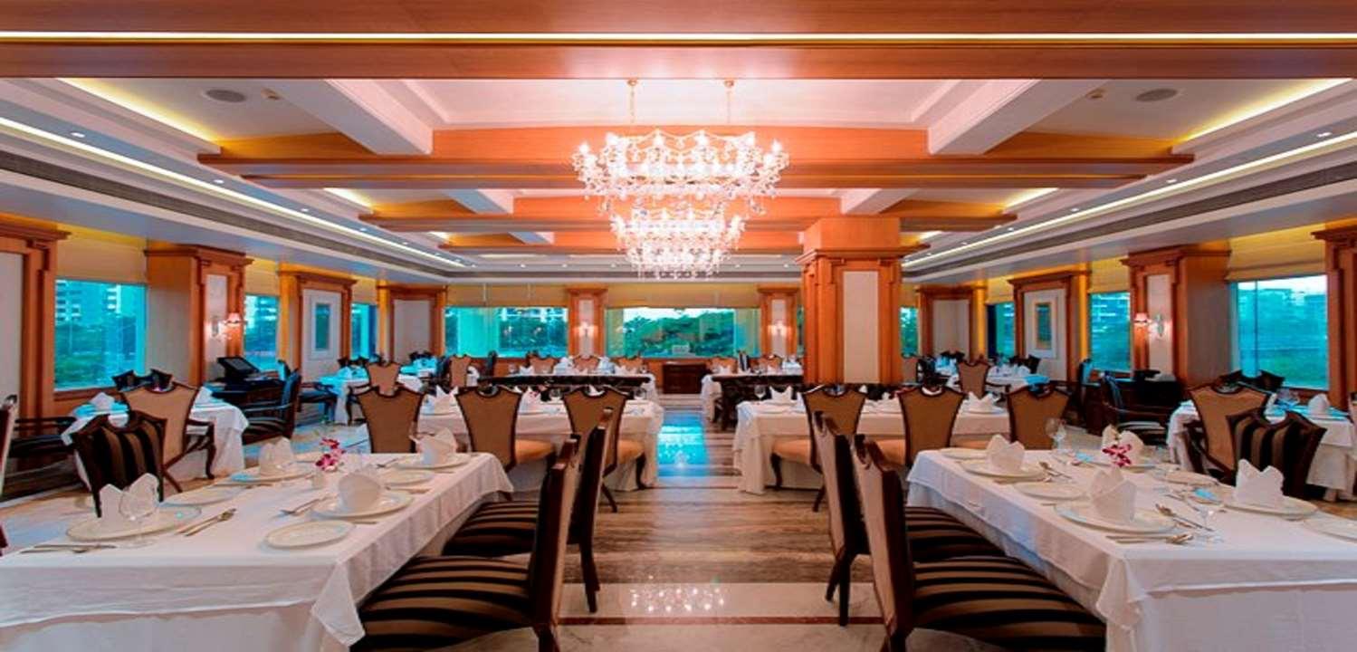Restaurant - Hotel Royal Tulip Navi-Mumbai
