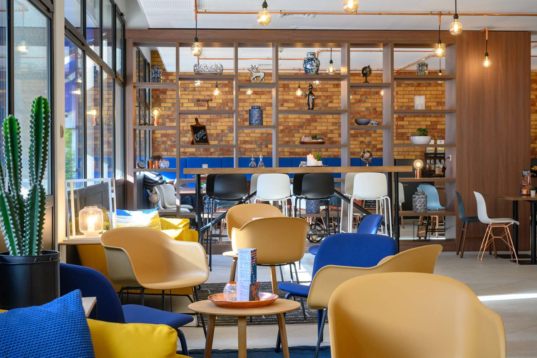Restaurant - Hotel Tulip Inn Antwerpen