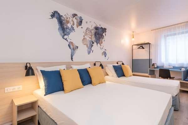 Hotel TULIP INN ANTWERPEN - Standard Triple Room