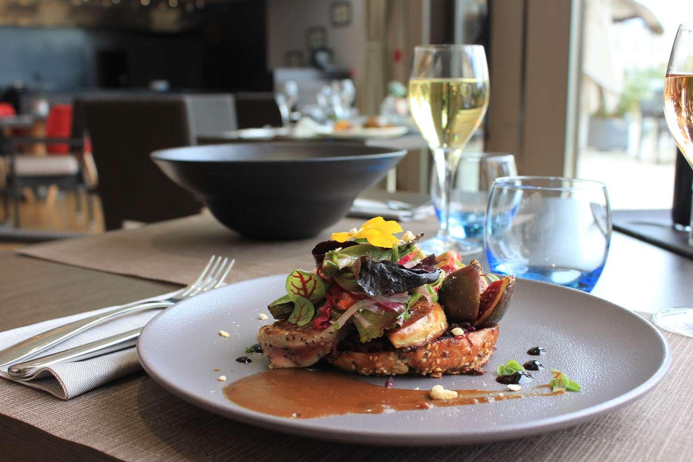 Restaurant - Hotel Golden Tulip Villa Massalia