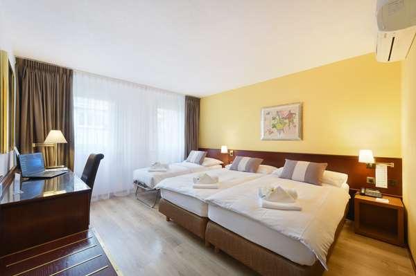Hotel TULIP INN LAUSANNE BEAULIEU - Standard Double Room