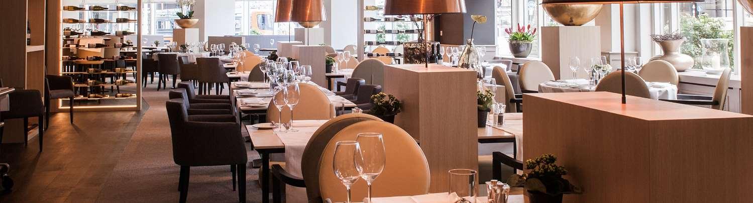Restaurant - Hotel Tulip Inn Leiden Centre