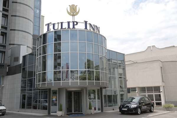 View of the hotel Belgrade TULIP INN PUTNIK BELGRADE. The hotel includes the following equipment: Air condition available, Parking.