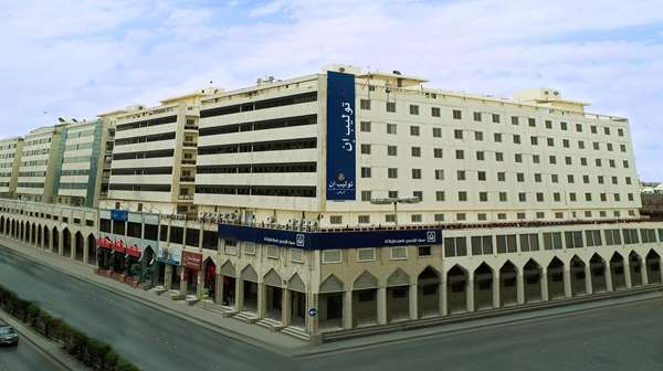 View of the hotel Riyadh TULIP INN RIYADH. The hotel includes the following equipment: Secure parking, Air condition available, Public area free wifi.