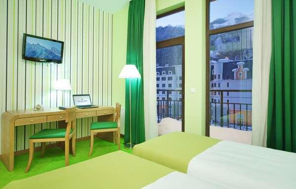 Отель HOTEL TULIP INN ROSA KHUTOR - Стандартный номер