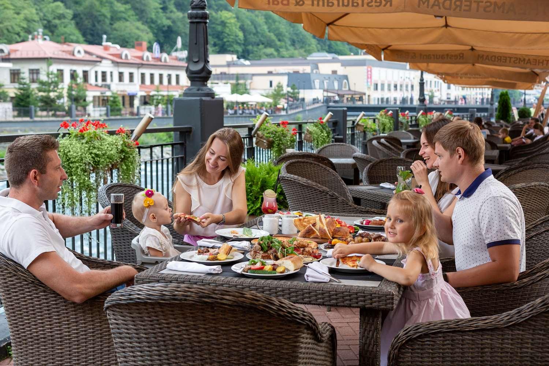 Restaurant - Hotel Tulip Inn Rosa Khutor