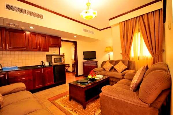 Hotel TULIP INN SHARJAH - Suite - 2 Bedrooms