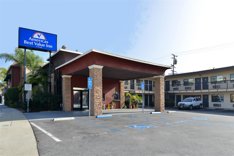 Exterior view - Americas Best Value Inn Pasadena