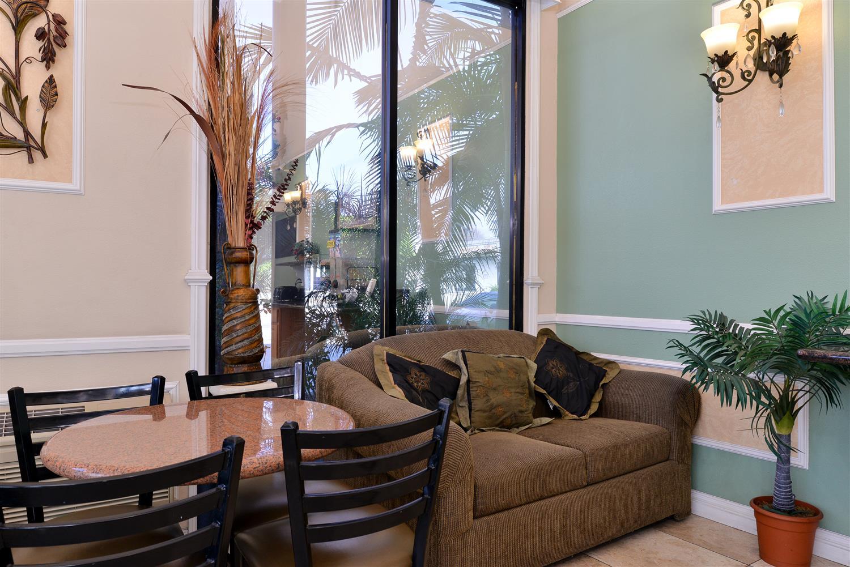 Lobby - Americas Best Value Inn Pasadena