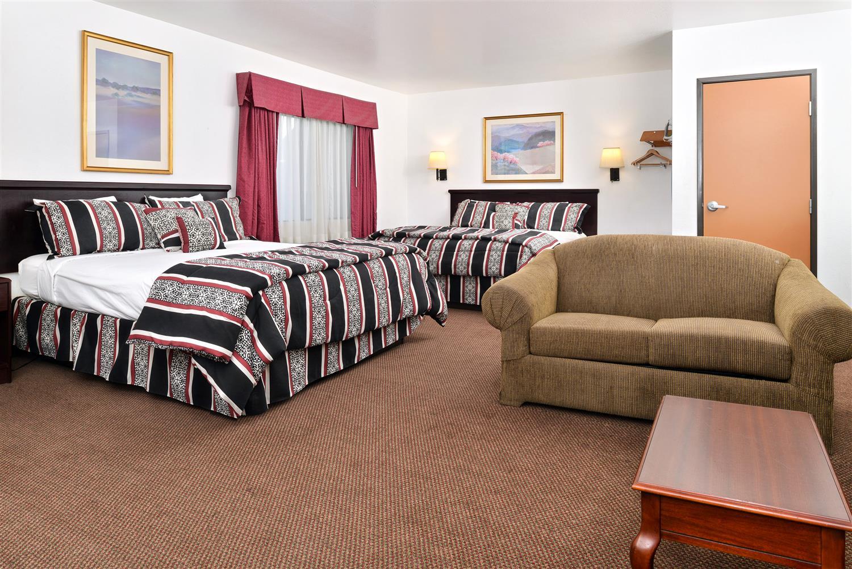 Suite - Americas Best Value Inn Pasadena