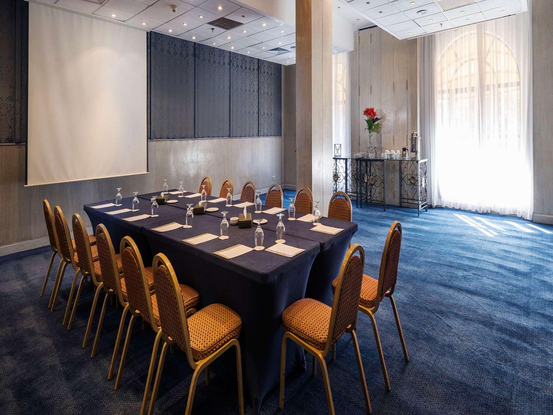 Basel & Bern meeting room