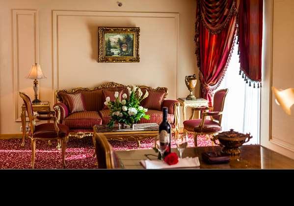 Hotel CONCORDE EL SALAM HOTEL CAIRO BY ROYAL TULIP - Royal Suite