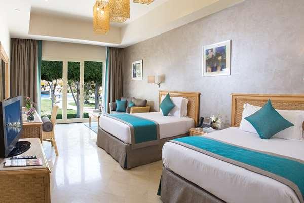Hotel CONCORDE EL SALAM HOTEL CAIRO BY ROYAL TULIP - Cabanes Pool Side Room