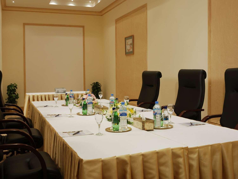 Business meetings and seminars