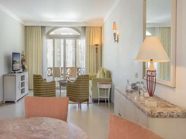 Hotel CONCORDE EL SALAM HOTEL SHARM EL SHEIKH BY ROYAL TULIP - 2 Bedrooms Family Suite Pool View